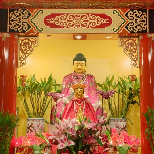 Original Temple