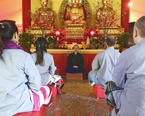 Meditation Retreat 1
