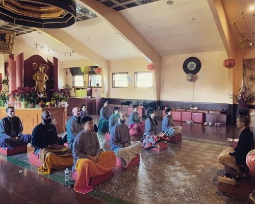 Meditation Retreat 2