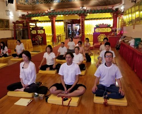 Meditation Retreat 3